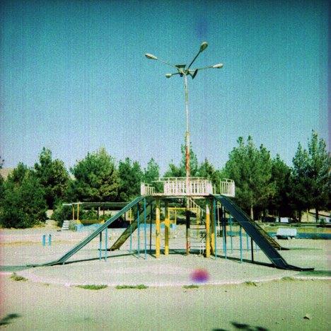 Afgańskie wesołe miasteczko