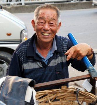 Sprzedawca batatów
