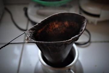 Ręczna wersja ekspresu do kawy