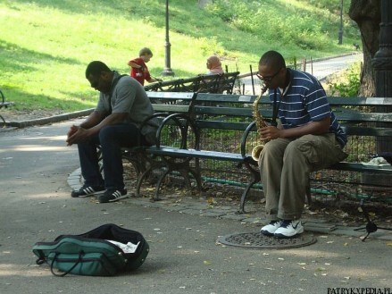 Jazz w Central Parku