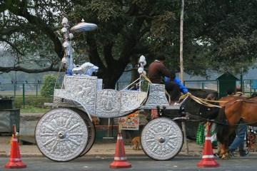 Ślub w Indiach jest bardzo widowiskowy