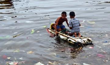 Podróż na Filipiny. Zdjęcie z Metro Manila