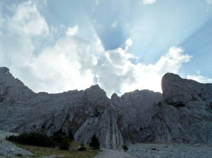 Skaliste góry Rumunii