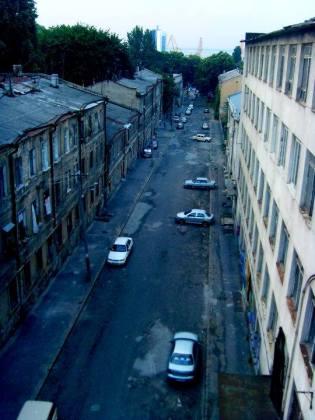 Zdjęcie z Odessy