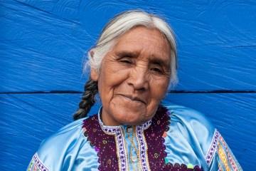 Meksykańska kobieta foto