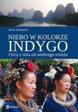 Książka podróżnicza o Chinach
