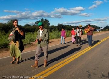 W drodze... (Fot. Gabriela Galecka)