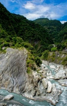 Park Narodowy Taroko, Tajwan (fot. Aleksandra Świstow)