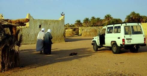Meczed w Czadzie - foto
