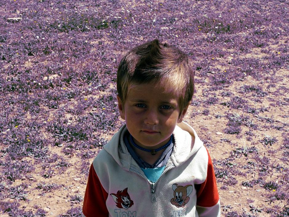 W obozie dla syryjskich uchodźców