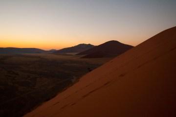 Afrykańskie wydmy - zdjęcia z podróży