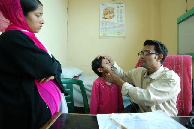 Bangladeski szpital