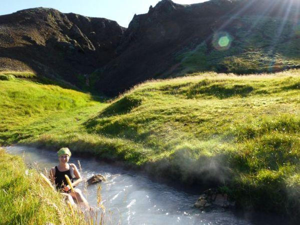 Źródła geotermalne Reykjadalur (Fot. Rafał Ostrowski)