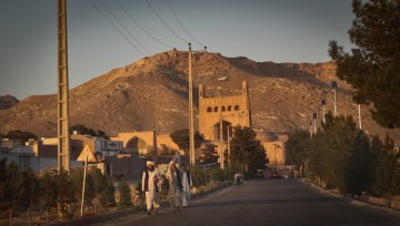 Herat o zachodzie słońca. Zdjęcia z podróży do Afganistanu
