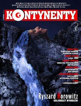 Kontynenty, nr 3/2013, okładka druga