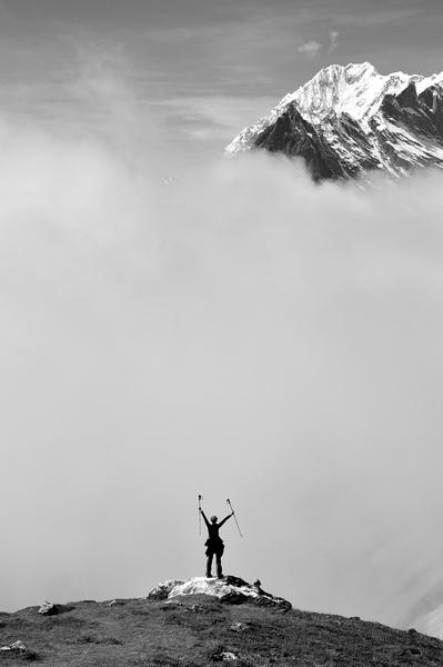 Góry w obiektywnie Jacka Deposkiego.