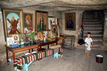 Stary mołdawski monaster