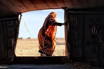 Nocleg w Mauretanii - relacja z podróży