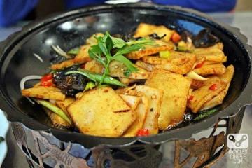 Wegetariańskie Chiny - tofu