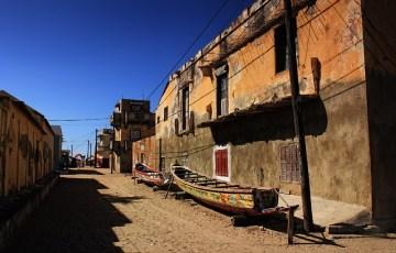 Na ulicach Saint Louis - podróż przez Senegal