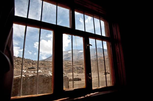 Motocyklem do Kurdystanu - góra Suphan Dagi