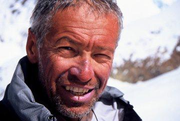 Piotr Pustelnik w Himalajach