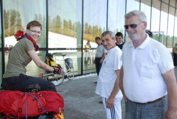 Lotnisko w Kutaisi w Gruzji