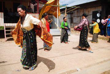 Tańce w Indonezji