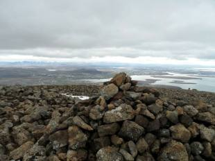 Góry Esja na Islandii