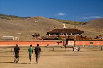 Mongolia - zdjęcia z podróży