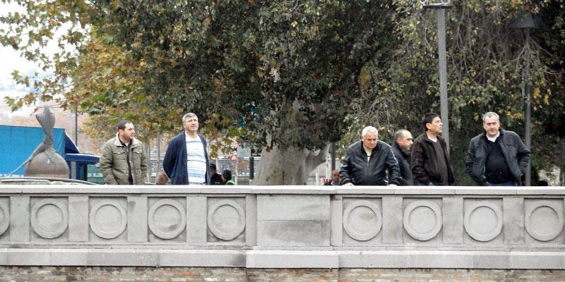 Gruzini w Tibilisi