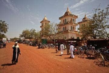 Autostopowa podróż przez Burkinę Faso