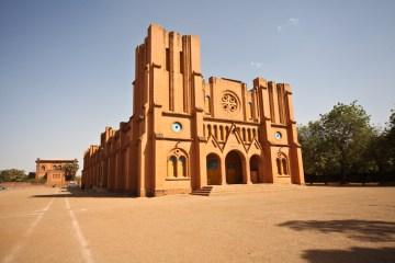 Katedra w Wagagugu, Zdjęcia z podróży do Burkina Faso