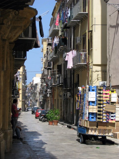 Palermo - relacja z podróży na Sycylię