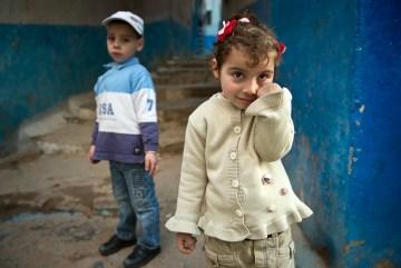 Zdjęcia dzieci z Maroka