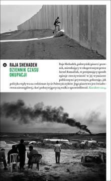 Dziennik czasu okupacji - okładka książki, wydawnictwo Karakter