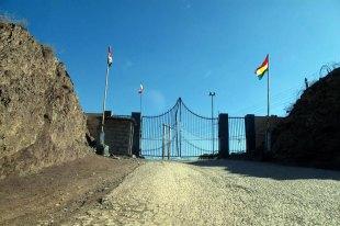 Granica Iraku z Iranem