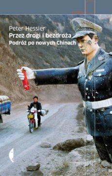 Przez drogi i bezdroża - okładka książki o Chinach