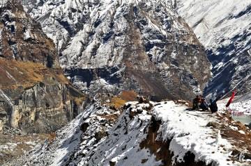 Koniec trekkingu - czas na odpoczynek