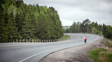 Rowerowa podróż przez Kanadę