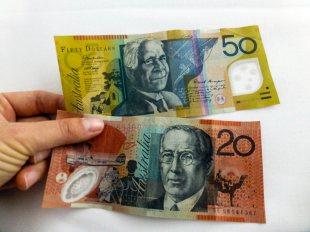 Australijskie pieniądze
