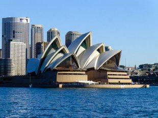 Opera w Sydney - podróż do Australii