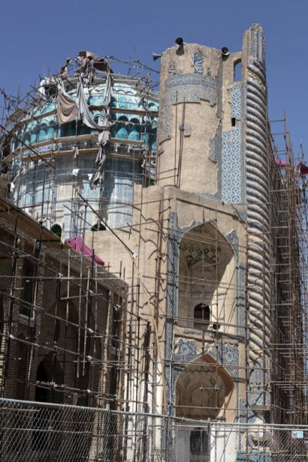 Meczet w afgańskim Balch