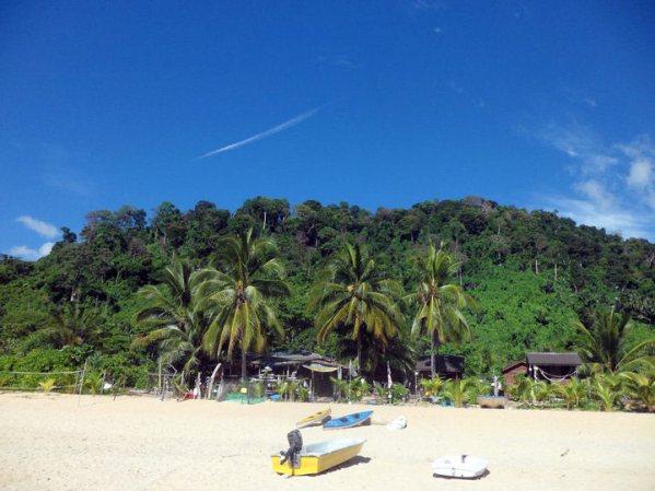 Podróż do Malezji - wyspa Tioman