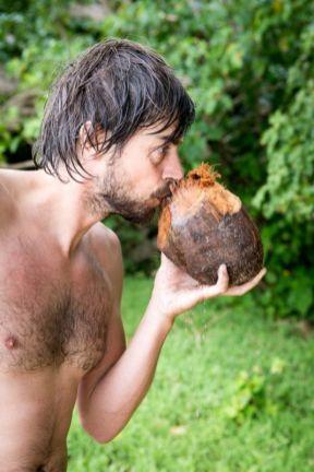 Kokos? Najlepiej na Tonga