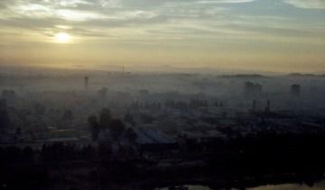 Poranek w stolicy Korei Północnej - zdjęcia z podróży