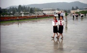 Zdjęcia z Korei Północnej