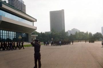 Służba wojskowa w Korei Północnej - foto