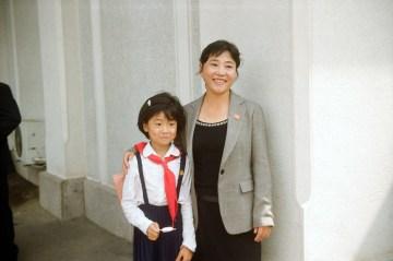 Zdjęcia ze stolicy Korei Północnej