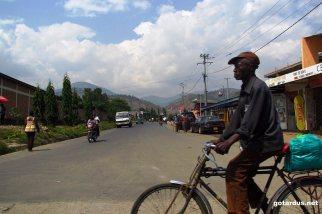 Na przedmieściach Bujumbury